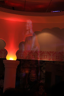 Hologram, Pakistan Pavilion, Shanghai Expo 2010