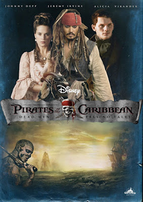 Pirates of the Caribbean Dead Men Tell No Tales 2017 Eng Official Trailer 720p HD