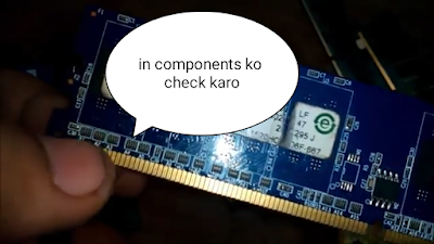Ram components