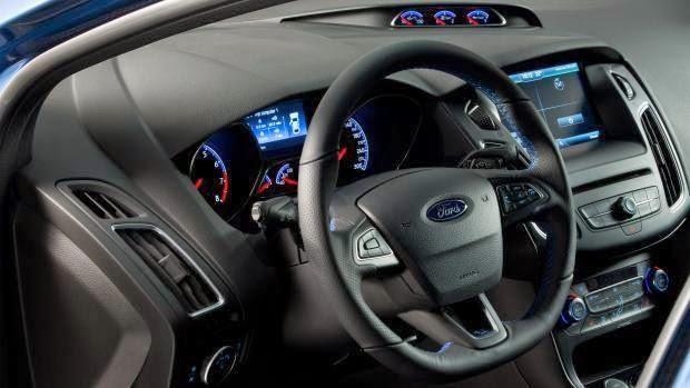 новый Ford