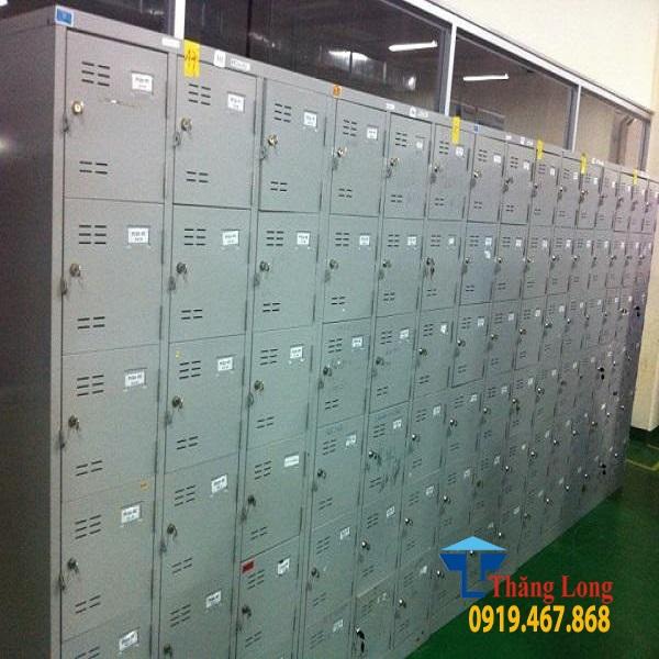 Tủ locker cho học sinh, sinh viên
