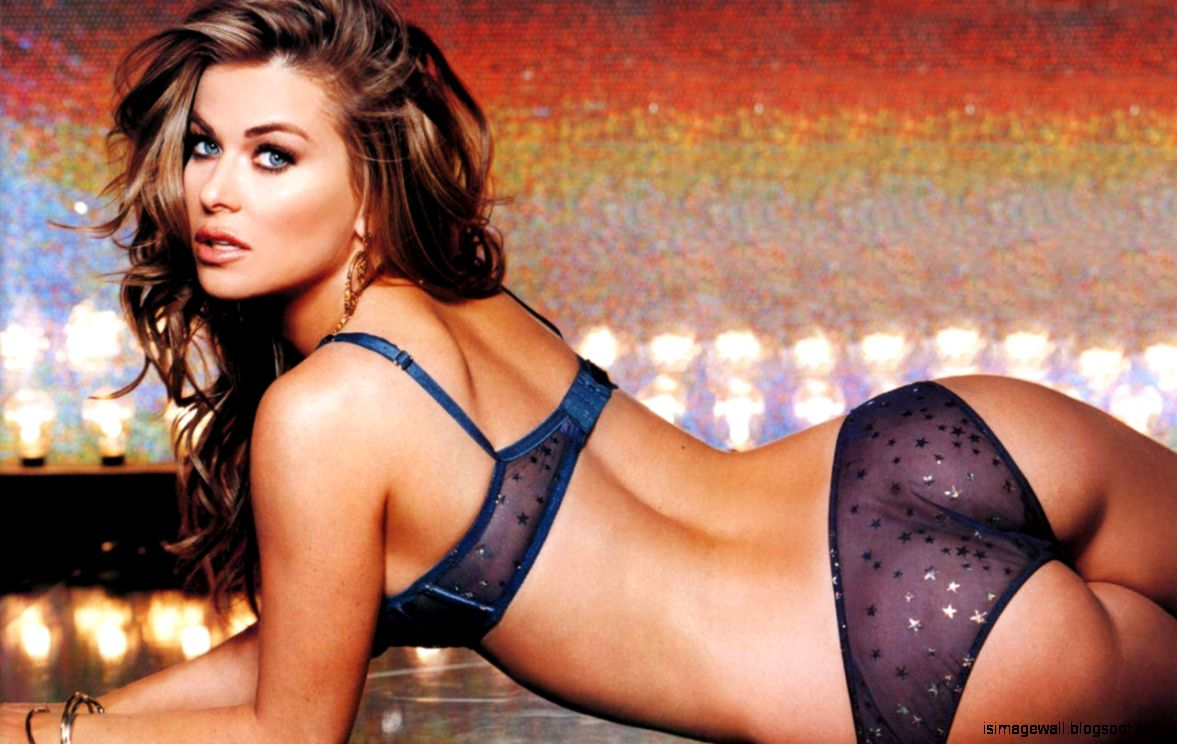 Quite agree carmen electra hot did