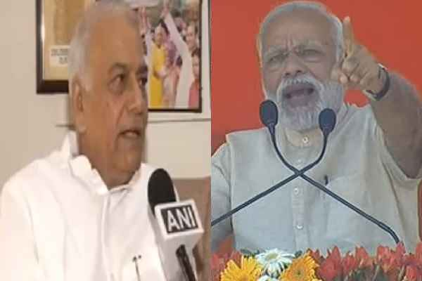 why-pm-modi-not-included-yashwant-sinha-in-his-teem-hindi-news