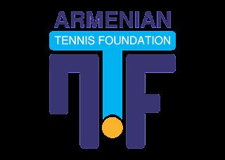 Armenian Tennis Foundation Logo Vector