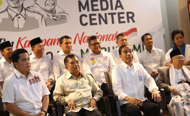Arif Poyuono Sebut Kalau Erick Cawapres Jokowi Baru Menarik