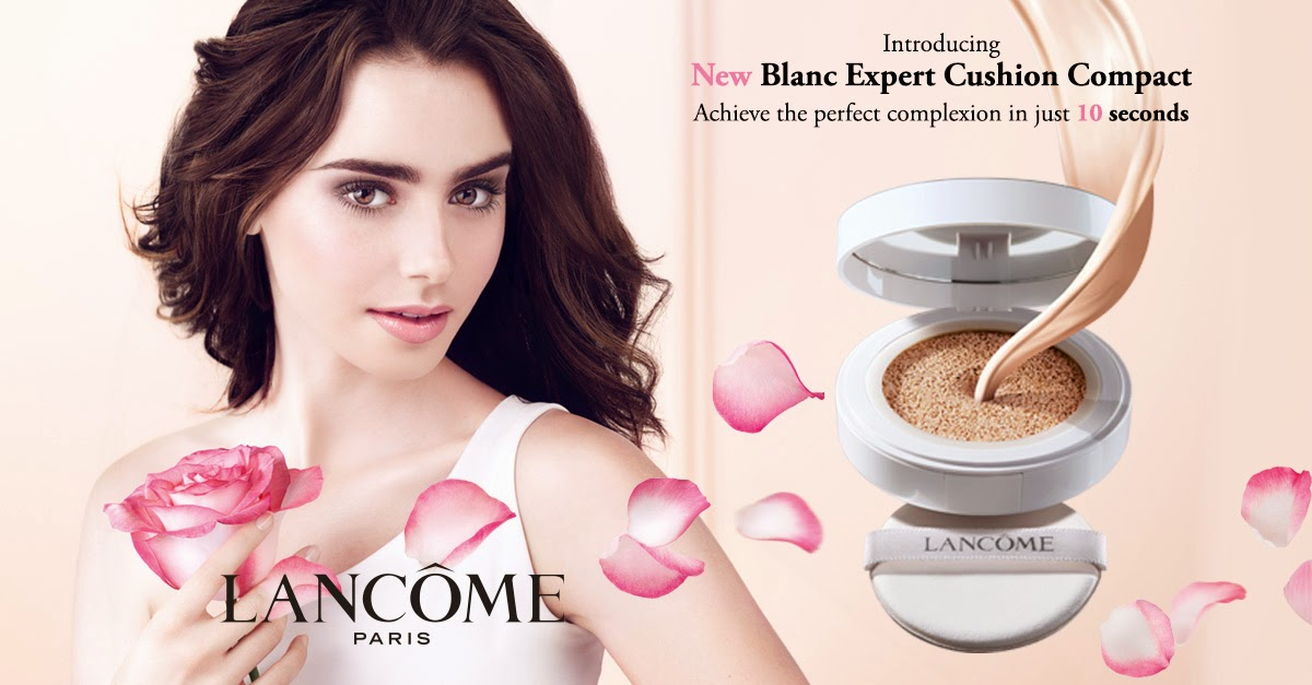 Singapore Beauty Travel And Lifestyle Blog Lancome Blanc Expert