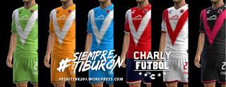 Veracruz Kits 2016-2017 Pes 2013