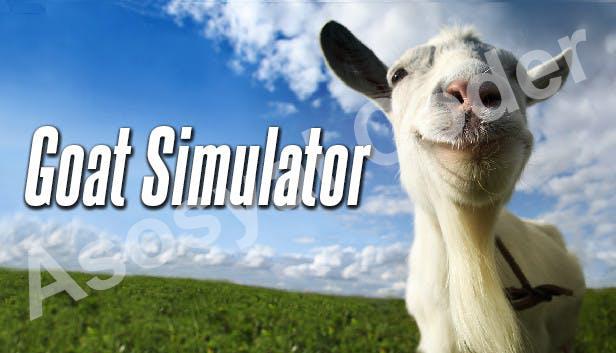 goat, simulator, similatör, similator, keçi, koyun, oyunu,