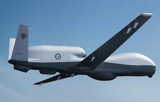 UAV Northrop Grumman MQ-4C Triton