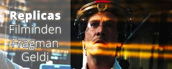 Keanu Reeves - Replicas Fragman İzle