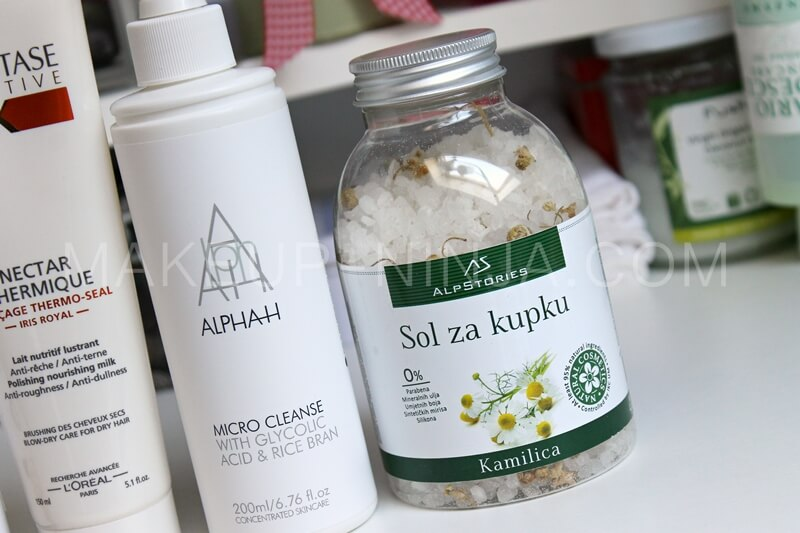 alpha h micro cleanse review recenzija