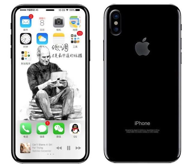 تسريب صور جديد للثلاث هواتف القادمة من أبل 7S,7SP,8