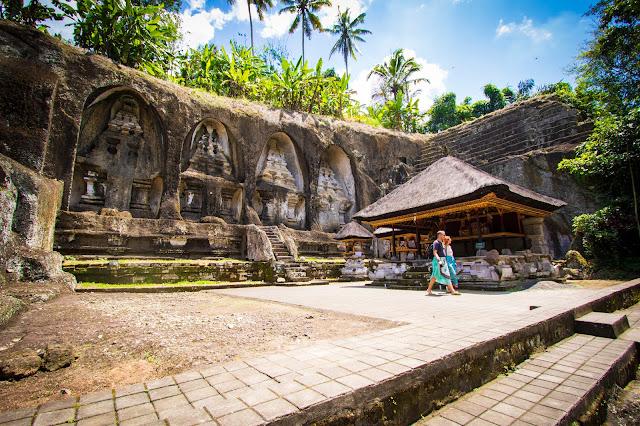 Tombe reali di Tampaksiring-Bali