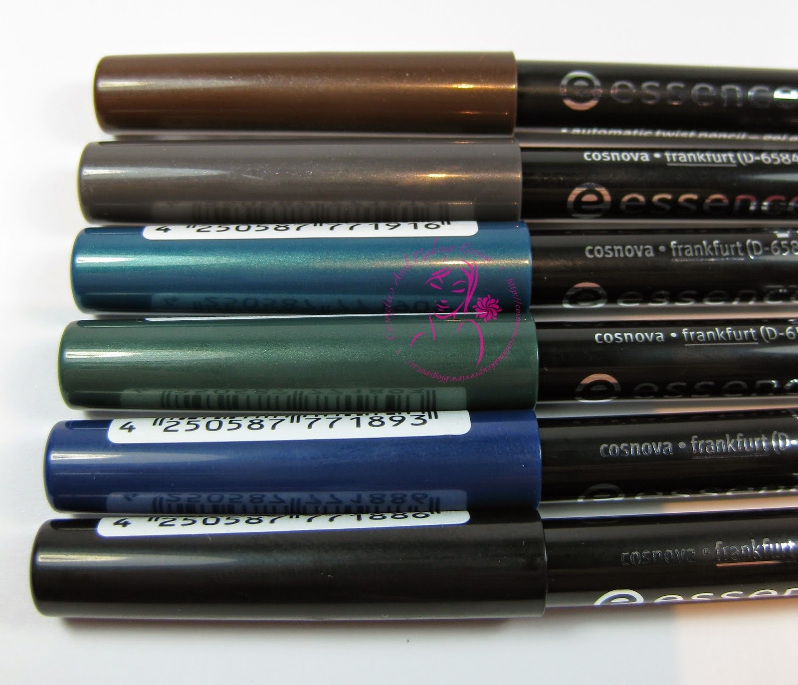 Essence - Gel Eye Pencil Waterproof - tappi