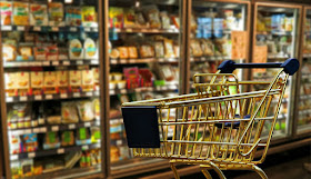 Συνελήφθη γιατί έκλεψε προϊόντα από κατάστημα τροφίμων..