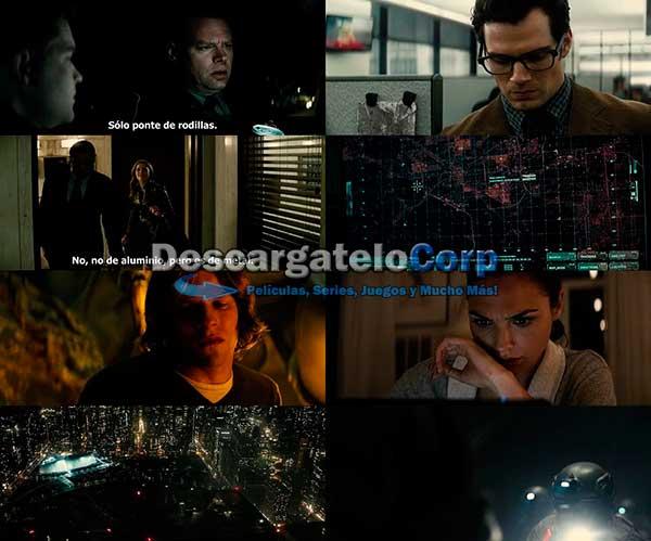 Batman vs Superman El Origen de la Justicia EXTENDED DVDRip