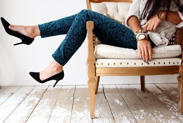 6 tricks για να δείχνουν τα πόδια σου πιο μακριά
