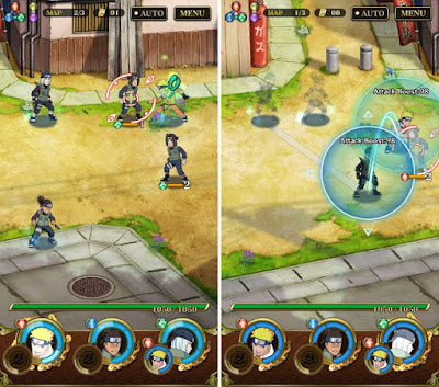 Ultimate Ninja Blazing Mod Apk Latest