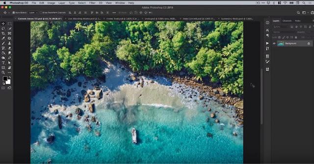 Adobe Photoshop CC 2018 v19.1 Download