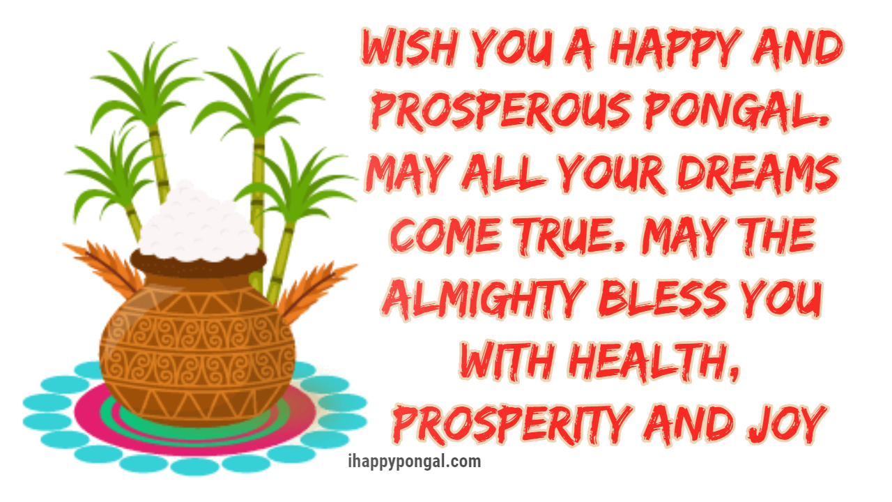 Happy Pongal Images Pongal Wishes Images Pongal Greeting Cards