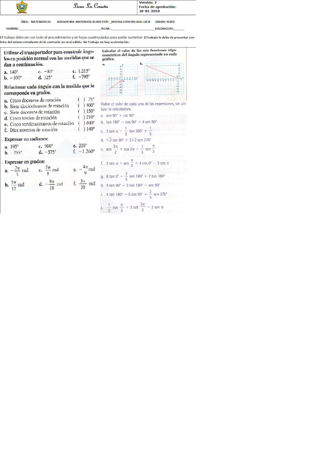 Atractivo Etapa Clave 2 Hojas De Trabajo De Matemáticas Fotos ...