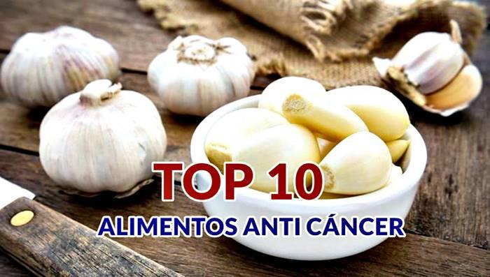 Alimentos con poderosas propiedades que ayudan a combatir el cáncer