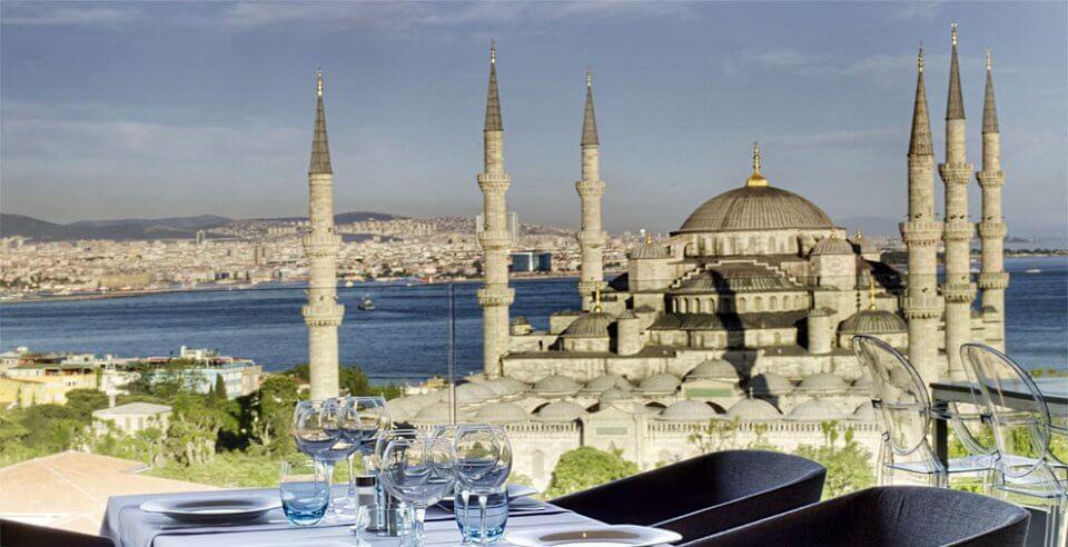 En İyi 10 Sultanahmet Restoranı