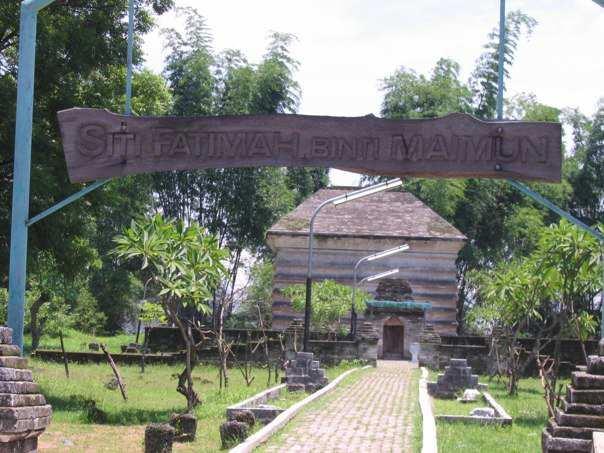 makam islam tertua di indonesia uswah islam rh uswahislam blogspot com