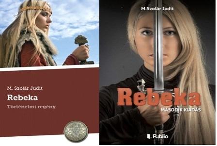 M. Szolár Judit Rebeka könyv bemutatás, jellemzés