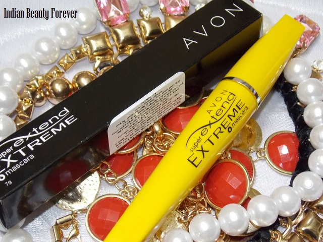Avon Super Extend Extreme Mascara Review