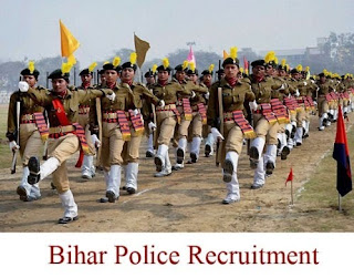 Bihar Police Constable Online Form 2018