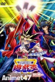 Yu-Gi-Oh! 3D: Bonds Beyond Time -  2010 Poster