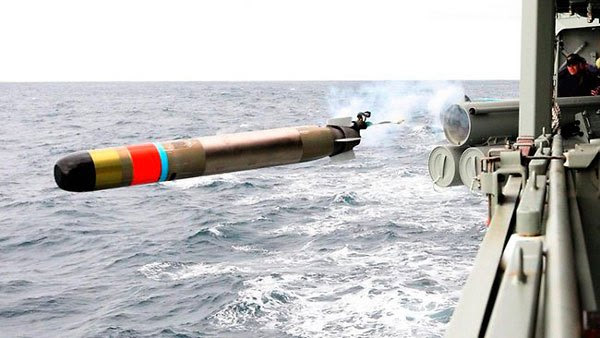 Adcap torpedo