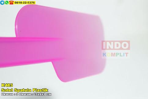 Solet Spatula Plastik