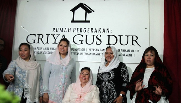 Adik Yenny Wahid Mengaku Belum Tentu Pilih Jokowi