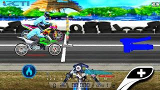Drag Racing Bike Edition Indonesia Mod (EVO 5)