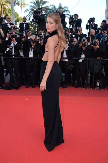 Doutzen Kroes – 'Cafe Society' Premiere at 2016 Cannes Film Festival