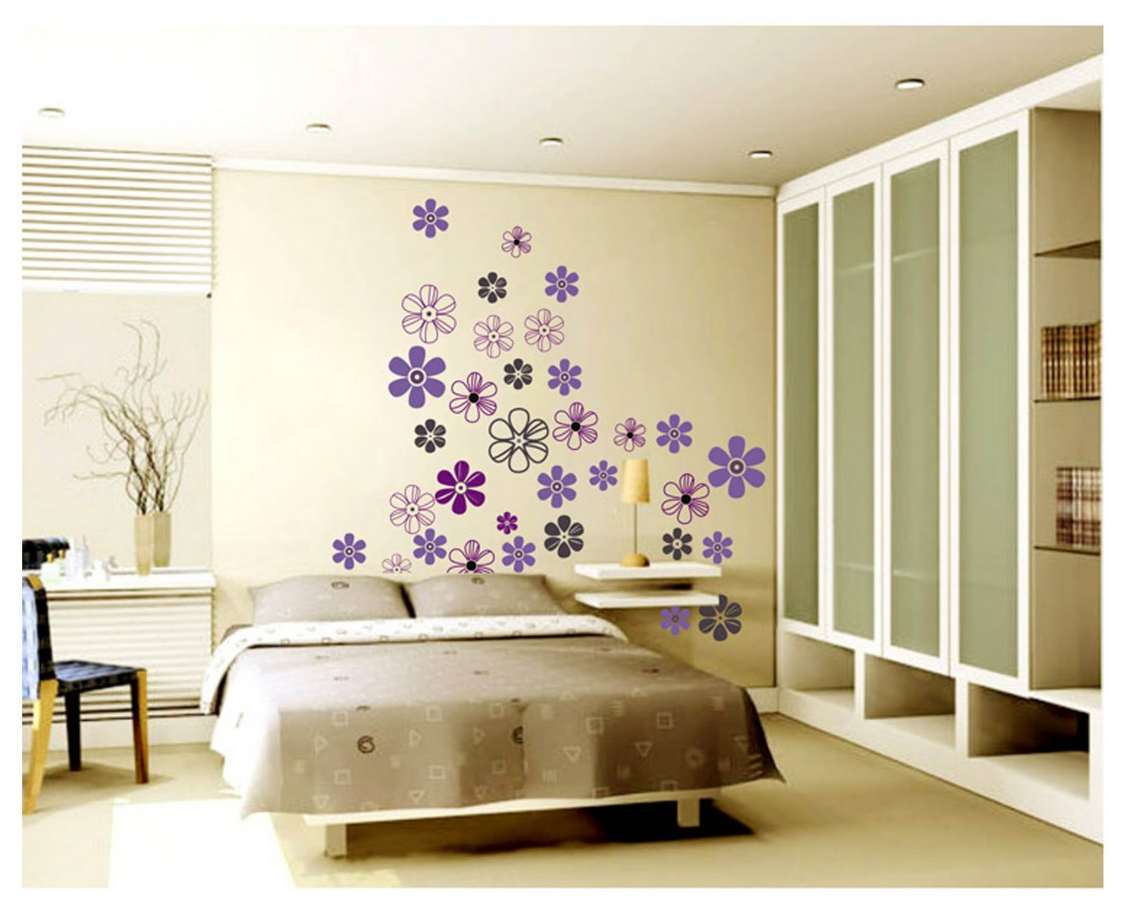 85 Desain Interior Terbaik Kamar Tidur Remaja Perempuan ...