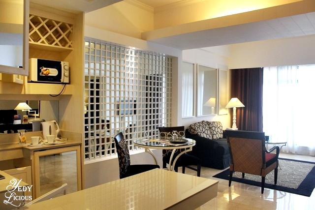 Premiere Suite of Vivere Hotel