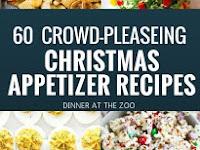 60 CHRISTMAS APPETIZER RECIPES