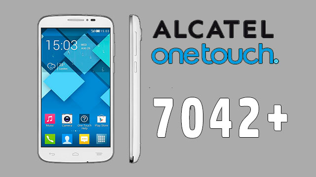 rom stock Alcatel OT Pop C7+ 7042A