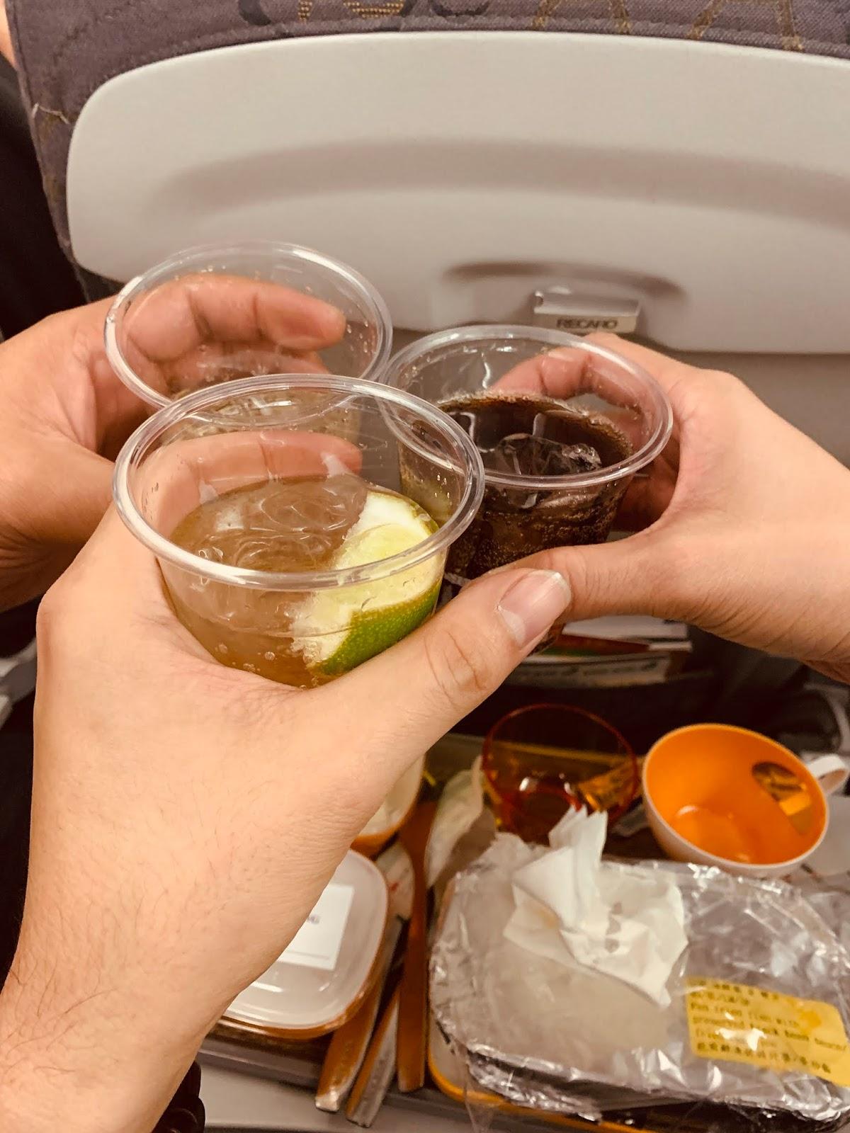 長榮航空-飛機餐
