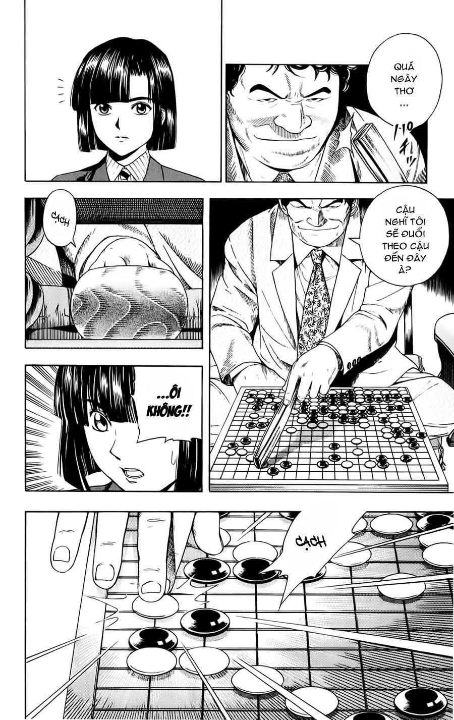 Hikaru No Go hikaru no go chap 50 trang 3