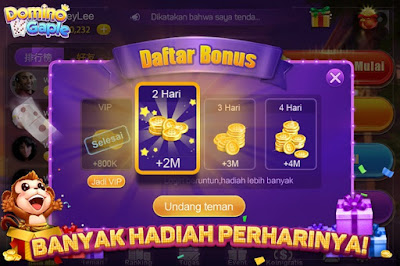 Download Game Domino Gaple Online GRATIS di Android