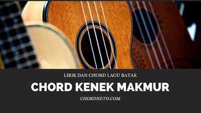 Chord Kenek Makmur