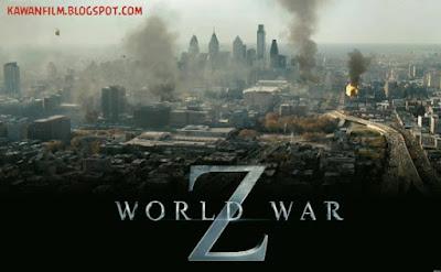 World War Z (2013) Bluray Subtitle Indonesia