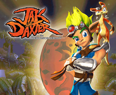 Download Jak And Daxter: The Lost Frontier ISO/CSO Save Data PSP PPSSPP ukuran Kecil