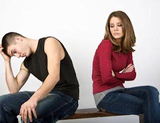 marahan dengan pacar