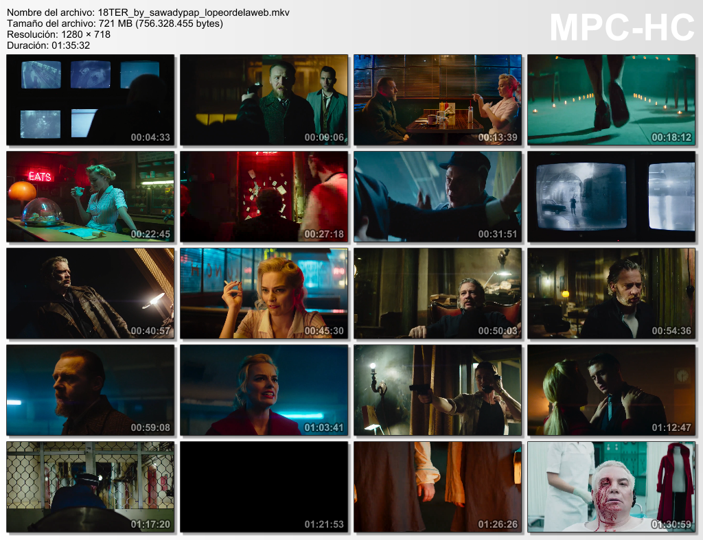Terminal [2018] [BBRip 720p] [Subtitulada]