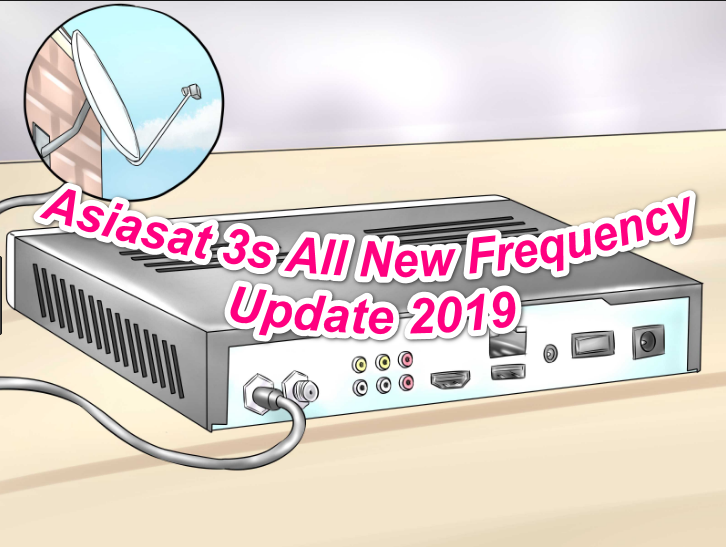 Asiasat 3s Ku Band Frequency Channel List And Maps Update